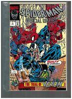 Spider-Man Special Edition #1 (1992 Marvel) Trial of Venom UNICEF Insert Rare NM