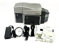 Fargo 50100 Dtc1250e Fd Na Dual-Sided Id Color Card Printer #1008