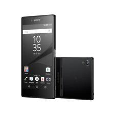 Sony Xperia Z5 Premium avec étui - 32 Go - 4K Display-Noir débloquer Smartphone