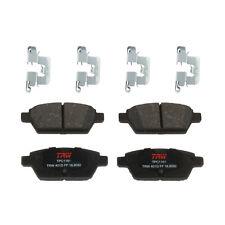Disc Brake Pad Set-Premium Disc Brake Pad Rear TRW TPC1161