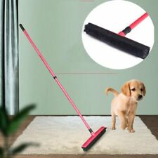 Miracle Rubber Broom Bristles Sweeper Squeegee Scratch (Multi-Colors)