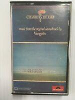 Chariots of Fire VANGELIS SOUNDTRACK Audio Music Cassette Tape