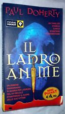 IL LADRO DI ANIME di Paul Doherty edizione Piemme Mini Pocket del 2003