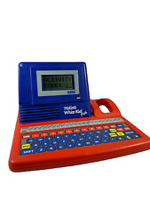 Educational Vtech Talking Whiz Kid Plus Learning ComputerSystem-Ship Next Day