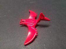2 x Lego System Animal Dragon Wings Red Dino Dinosaur Fin Dragon Wing 6082