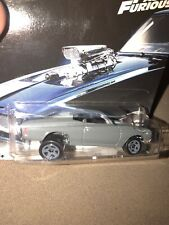 2018 Hot Wheels Fast & Furious ERROR '70 CHEVELLE SS Bent Axle VERY RARE