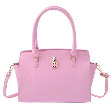 Disney Store JAPAN Rapunzel Tote Bag Pink Key To My Heart NEW