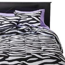 Xhilaration Zebra Twin/XL Twin Comforter Set