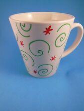 Beautiful Large Mug Cup Christmas Colors or Everyday Use Shonfelds Usa