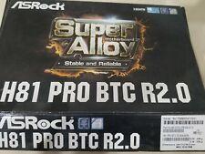 Motherboard ASRock BTC Pro 2 + CPU + RAM (Bundle)