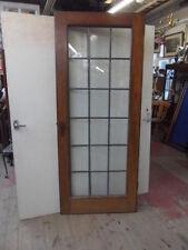 Pine Edwardian Antique Doors