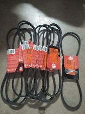 Lot of 9 Assorted Ariens Snow Throw drive belts B2