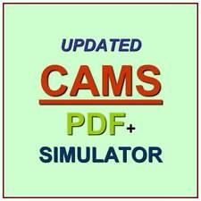ACAMS Certified Anti-Money Laundering Specialists CAMS  Exam QA PDF+Simulator
