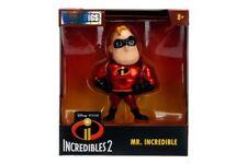 """IN STOCK! Jada Metals Diecast 4"""" Metalfigs Action Figure Disney's Mr. Incredible"""