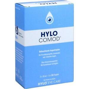 HYLO-COMOD Augentropfen 20 ml 04047553