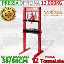 MGidea 12t Pressa Idraulica Officina - Rossa