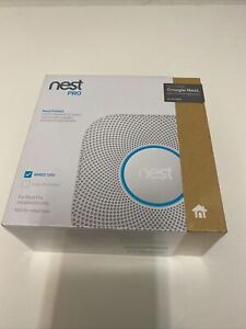 Nest Pro Wired 120V Smoke and CO Alarm