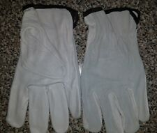 Mens Work Gloves Durable Leather Work Gloves 12 Pair Large