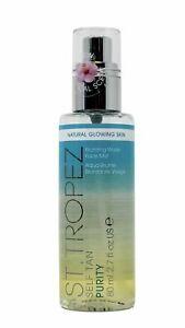 St. Tropez Self Tan Purity Bronzing Water Face Mist 80ml  Natural Glowing Skin