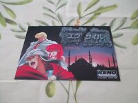>> EXILE XZR ACTION RPG TELENET PC ENGINE JAPAN ORIGINAL POSTCARD! <<