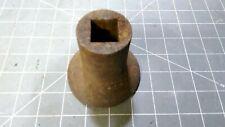 Farmhand Dunham Disc Cutlivator Pull Type Cone Sleeve Spacer Cast Square Plow