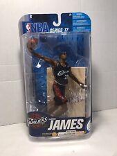 Mcfarlane NBA Series 17 Cleveland Cavaliers Navy Jersey Lebron James