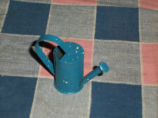 Dollhouse Miniature Old Style Metal Watering Can   1 9/16 Inches High