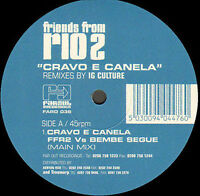 FRIENDS FROM RIO - Cravo E Canela (Remixes By IG Culture) - Far Out