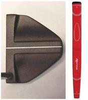 "NEW CLASSIC 32"" MEN'S INA ZONE PUTTER MADE RED GOLF CLUB TAYLOR FIT PUTTERS"