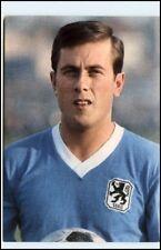 Alfred Heiß Fussball Spieler 1960 München ARAL-Karte Porträtkarte