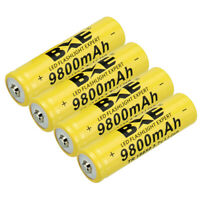 18650 3.7V Battery Li-ion Rechargeable Charger For Flashlight ZH