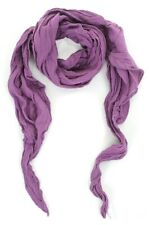 MADE IN ITALY Schal - Tuch  / Aubergine