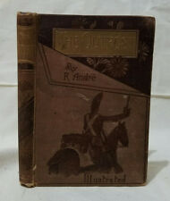 Victorian Book The Outpost A Tale of the Backwoods by R Andre 1886