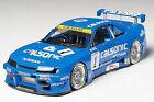 Tamiya 24184 1/24 Model Car Kit Calsonic Hoshino Racing Nissan Skyline GT-R R33