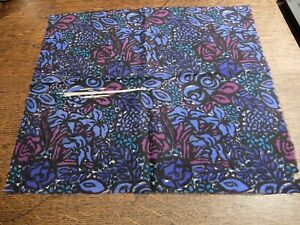Vintage Liberty Varuna Fine Wool Fabric
