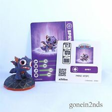 Skylanders Trap Team SPRY + CARD + STICKER MINI (Magic) Comp with Superchargers