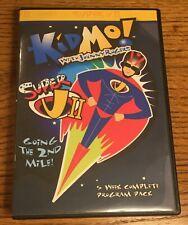 KidMo With Johnny Rogers Super U II 5 Week Program Pack Print Materials DVDs