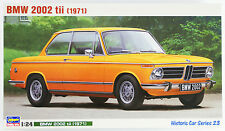 Hasegawa HC-23 BMW 2002 tii (1971 model) 1/24 Scale Kit