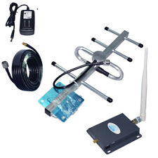 Universal Cell Phone Signal Booster Amplifier Repeater Verizon 4G LTE 700MHz Kit