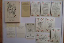 Altes Kartenspiel Replika Coeur Altenburg Erfurter Spielkarten