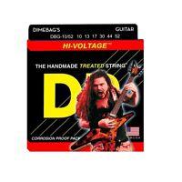 DR Strings Electric Guitar Strings, Dimebag Darrell Signature, Nickel-Plated,...