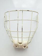 Vintage Ussr very rare hockey helmet face mask 1960 years