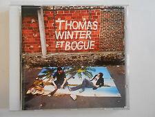 THOMAS WINTER ET BOGUE : J'AI RENDEZ VOUS [ CD ALBUM ] --> PORT GRATUIT