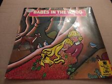"""BABES IN THE WOOD ~ CHILDRENS 7"""" STORY SINGLE MR. PICKWICK MP 9041 EXCELLENT"""