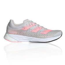 adidas Womens Adizero Pro Running Shoes Trainers Sneakers Grey Sports Breathable