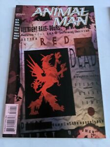 Animal Man #74 August 1994 DC Vertigo Comics