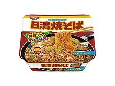 Nissin, Sauce Yakisoba Instant Noodle Japan