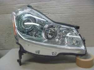 2004 2005 2006 2007 INFINITI M35 M45 RH Right Passenger Side Headlight Halogen