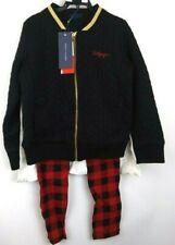 Tommy Hilfiger Bomber Jacket-Long Sleeve Shirt-Plaid...