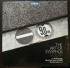 Sampler The Art Of Sysyphus Vol. 90  Cd  cardboard Mint 2016